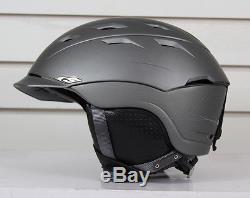 New 2014 Smith Variance Ski Snowboard Helmet Adult Small Matte Graphite