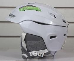 New 2016 Smith Womens Vantage Ski Snowboard Helmet Adult Medium White
