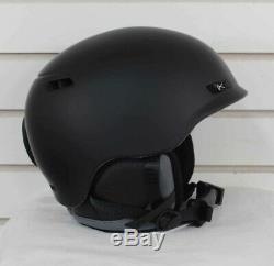 New 2017 Anon Rodan Mens Snowboard Helmet Adult Small Black
