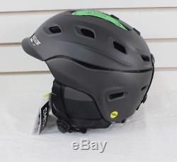 New 2017 Smith Vantage MIPS Ski Snowboard Helmet Adult Medium Matte Gunmetal