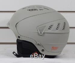 New 2018 K2 Diversion Audio Ski and Snowboard Helmet Medium Grey