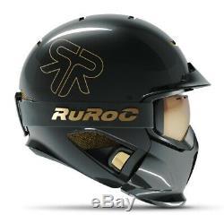 New! 2019 Ruroc Rg1-dx Titan Helmet M/l