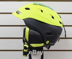 New 2019 Smith Vantage MIPS Ski Snowboard Helmet Adult Medium Matte Citron