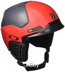 New Men's Oakley Mod 5 Ski Snow Helmet Matte Red Large 99430-42P