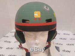 New NWT Burton Anon Rime Boba Fett Snowboard Helmet Star Wars Size M