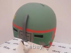 New NWT Burton Anon Rime Boba Fett Sz M Snowboard Ski Helmet Star Wars Yoda