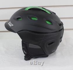 New Smith Vantage Ski Snowboard Helmet Adult Medium Matte Black