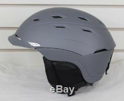 New Smith Variance Ski Snowboard Helmet Adult Large Matte Charcoal