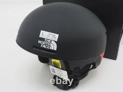 New! Smith X The North Face Code MIPS Snow Helmet Adult Large 59-63cm Black/Red
