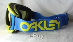 OAKLEY CANOPY OO 7047-14 Retina Blue Fire Iridium NEU