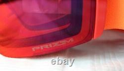 OAKLEY FALL LINE OO 7085-17 Neon Orange Prizm Torch Iridium NEU