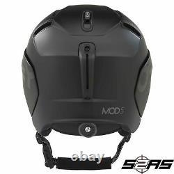 Oakley MOD 5 Snowboard / Ski Helmet (Factory Pilot Blackout)