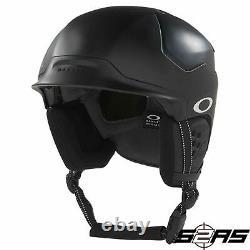Oakley MOD 5 Snowboard / Ski Helmet (Matte Black)