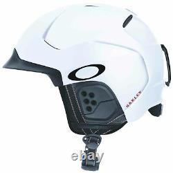 Oakley MOD 5 Snowboard / Ski Helmet (Matte White)