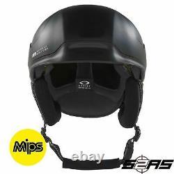 Oakley MOD 5 Snowboard / Ski Helmet with MIPS (Matte Black)