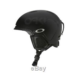 Oakley MOD3 Factory Pilot Matte Black Helmet Snowboard/Ski NEW 2018