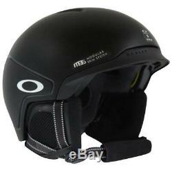 Oakley MOD3 MIPS Snow Helmet Adult Size M Medium Matte Black Mens Ski Snowboard