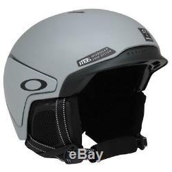 Oakley MOD3 MIPS Snow Helmet Adult Size M Medium Matte Grey Mens Ski Snowboard