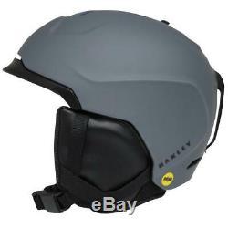 Oakley MOD3 MIPS Snow Helmet Matte Forged Iron L Large Mens Womens Ski Snowboard