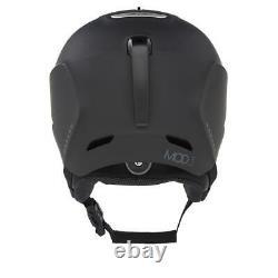 Oakley MOD3 Ski + Snowboard Helmet Blackout