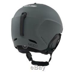 Oakley MOD3 Ski + Snowboard Helmet Forged Iron 2020