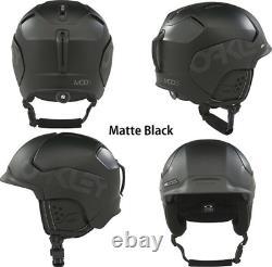 Oakley MOD5 Factory Pilot Matt Black 2021 Europe Ski Helmet Snowboard Eu L