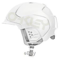Oakley MOD5 Factory Pilot Snow Helmet Matte White Adult Medium (99430FP-11B-M)