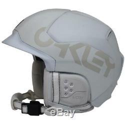 Oakley MOD5 Factory Pilot Snow Helmet Size S Small Matte White Ski Snowboard