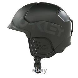 Oakley MOD5 Factory Pilot Snow Helmet Ski/Snowboarding -99430FP- Matte Black- M
