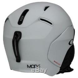 Oakley MOD5 MIPS Snow Helmet Size Adult L Large Matte White Mens Ski Snowboard