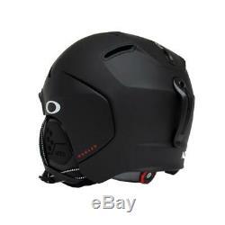 Oakley MOD5 Snow Helmet Mens L Large Matte Black Unisex Ski Snowboard