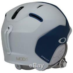 Oakley MOD5 Snow Helmet Mens L Large Matte California Blue Unisex Ski Snowboard