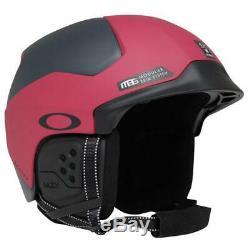 Oakley MOD5 Snow Helmet Mens M Medium Matte Fired Brick Red Unisex Ski Snowboard