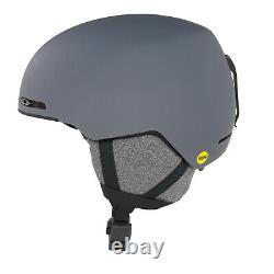 Oakley Mod 1 MIPS Snow Helmet Men's X-Large / Forged Iron