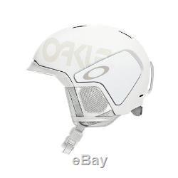 Oakley Mod 3 Factory Pilot Skihelm, Helm, Snowboard, Neu, White, UVP 150, Gr. L