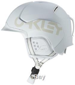 Oakley Mod 5 Factory Pilot Skihelm matte white Gr. M