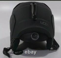 Oakley Mod 5 Factory Pilot Snow Ski helmet matte black medium