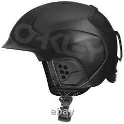 Oakley Mod 5 MIPS Factory Pilot Snow Helmet Men's Medium / Matte Black