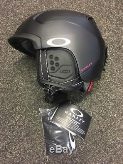 Oakley Mod 5 Mens Helmet Ski Matte Black Size Medium 55-59cm