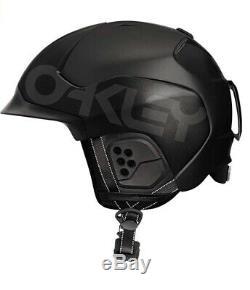 Oakley Mod5 Factory Pilot Snow Helmet, Matte Black, Medium