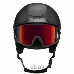 Oakley Mod5 Helmet Matte White Casco S M L New Ski Snowboard