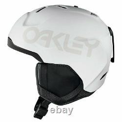 Oakley mod3 factory pilot helmet white casco new ski snowboard neve s m l