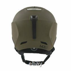 Oakley mod3 helmet dark brush casco new ski snowboard neve s m l