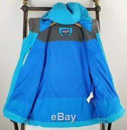 PATAGONIA $299 Size Medium Womens Gore-Tex Piolet Jacket Water/Windproof Coat