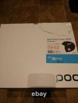 POC 2019 Skull Orbic Comp SPIN Lead Blue (AD-American Downhiller)XL-XXL 59-62