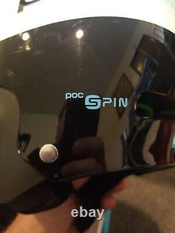 POC Artic SL SPIN Helmet 2020 M/L 55/58 nwt