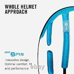 POC Auric Backcountry SPIN Ski + Snowboard Helmet M/L, Hydrogen White