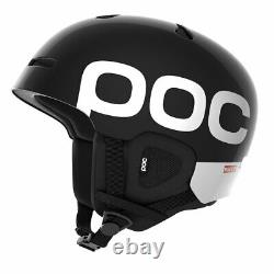 POC Auric Backcountry SPIN Ski + Snowboard Helmet XL/XXL, Uranium Black