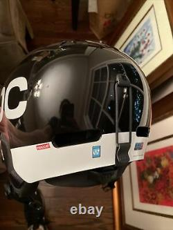 POC Auric Cut Back Country Spin Ski Helmet In Black XL-XXL (59-62cm) NEW IN BOX