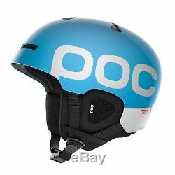 POC Auric Cut Backcountry Spin Ski Snow Helmet Radon Blue XL XXL